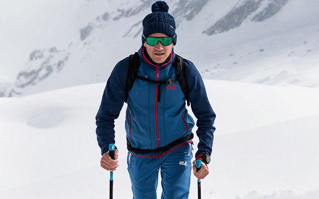 Hommes The Snow Adventurer