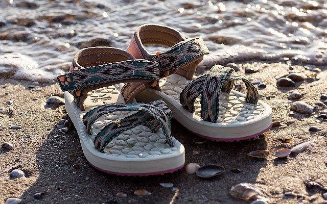 Jack Wolfskin Enfants outdoorschuhe MTN Attack 2 Bottes Trekking Chaussures T 38 40