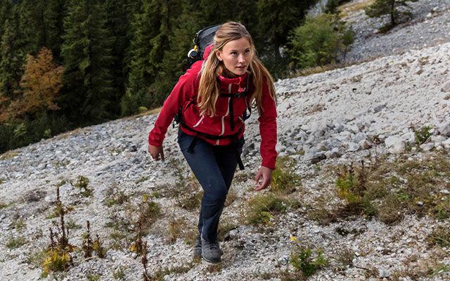 Femmes Sport de montagne