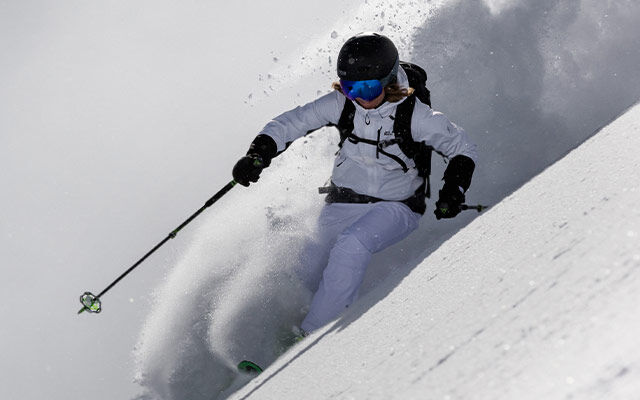 Femmes Sports d'hiver