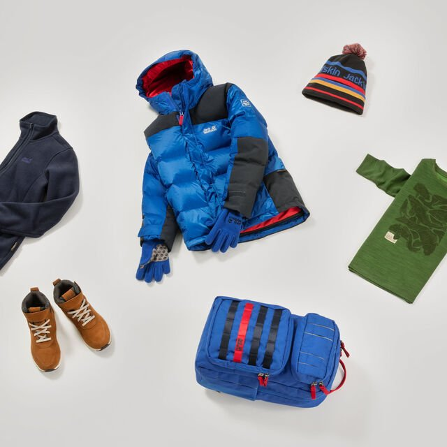 Kids Active Outdoor Outfit